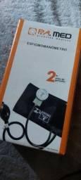 Título do anúncio: Esfigmomanômetro Novo / nunca usado / de marca