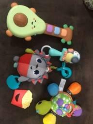 Título do anúncio: Lotinho brinquedos Fisher Price