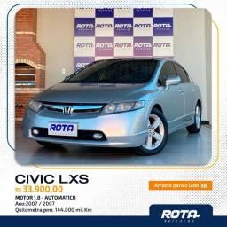 Civic LXS 1.8 Automático