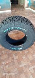 promoção pneus para camionete