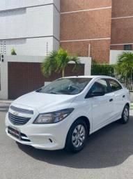 Chevrolet prisma 1.0 completo 2019 branco