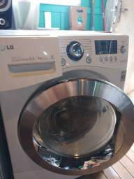 Lava e seca LG 8,5kg branca linda
