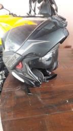 Título do anúncio: capacete escamoteavel