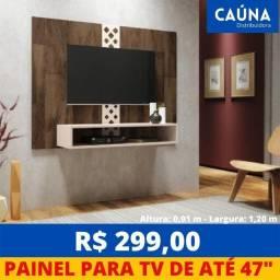 Título do anúncio: Painel de TV para Escritório - Novo - Entrega Grátis