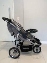 Título do anúncio: Carrinho de  3 rodas com Bebê Conforto e base para instalação no banco do veículo,