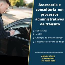 Título do anúncio: Assessoria em processos administrativos de trânsito
