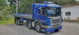 Scania P310 Bi truck 8x2