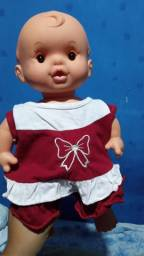 Título do anúncio: Boneca bebê