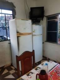 Título do anúncio: Geladeira e maquina de lavar