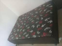 Título do anúncio: Vendo cama unibox semi nova