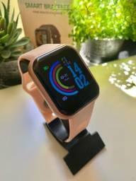 ATUALIZADO: Relógio SmartWatch D20/Y68  69,90