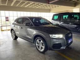 Audi Q3 TFSi 1.4 Prestige Plus 150cv Flex 2019 Cinza 3.030Km
