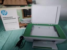 Título do anúncio: Impressora Multifuncional HP DeskJet Ink Advantage 2376.
