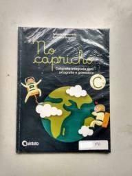 No Capricho C Caligrafia Integrada Com Ortografia E Gramátic