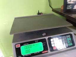 Título do anúncio: Balança torrey, com selo da Imetro , peso máximo 40k