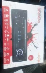 Título do anúncio: Auto rádio com bluetooth novo