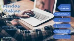 Título do anúncio: Curso de Vendas Online