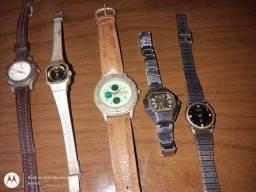 Título do anúncio: Relógios femininos.