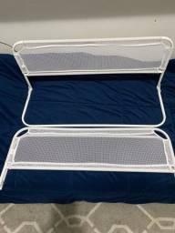 Título do anúncio: Grade de proteção para cama