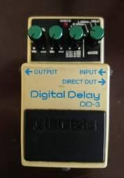 Título do anúncio: Boss Digital Delay DD-3