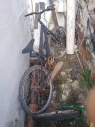 2 bicicleta usadas