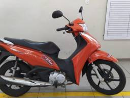 Honda Biz 125 ano 2018