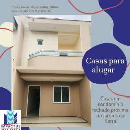 Casas duplex para alugar