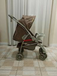 Título do anúncio: Carrinho de bebê Galzerano