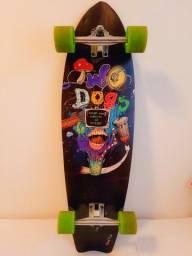 Título do anúncio: Longboard Two Dogs