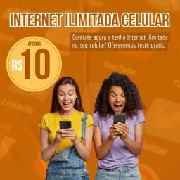 Título do anúncio: Net Ilimitada