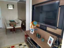 Título do anúncio: Apartamento com 2 dormitórios à venda, 64 m² por R$ 499.000 - Marapé - Santos/SP