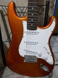 Título do anúncio: Troco Guitarra por Contrabaixo