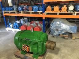 Motor elétrico trifásico weg 100 cv 6 polos