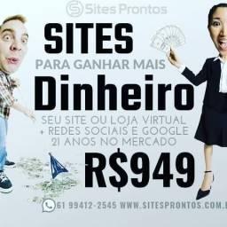 Sites - Loja Virtual - Aplicativo - Marketing Digital
