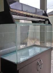 Título do anúncio: Aquário de peixes ornamentais