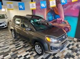 Título do anúncio: Fiat Uno Way 1.0 Firefly - 2018 -  Completo
