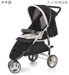 Título do anúncio: carrinho de bebe galzerano