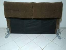 Título do anúncio: Cabeceira cama king bem conservada