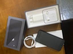 Título do anúncio: iPhone 8 64 Gb Cinza-espacial c/ Acessórios Originais Novos