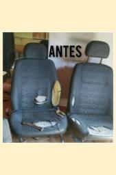 Título do anúncio: Restauração de estofados de bancos de carro