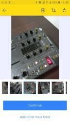 Cdj 800 mk2 + Mixer djm  400 pioneer