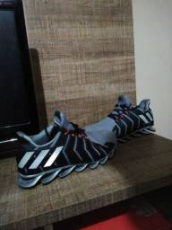 Tênis Adidas Springblade Pro Masculino - Preto+Cinza