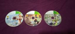 GTA 5 E FIFA 17 para Xbox 360