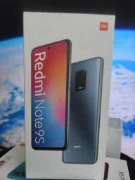 Promoção Level UP Xiaomi BH. Redmi Note 9S ..Novo Entrega imediata