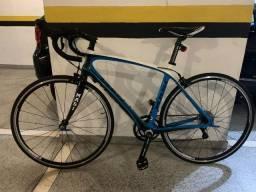 Bike Masi 2015, carbono, tamanho M, Aro 29, conjunto shimano sora 2x9