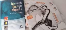 Livros de Ginecologia e Obstetrícia