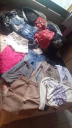 Vendo roupas para brechó