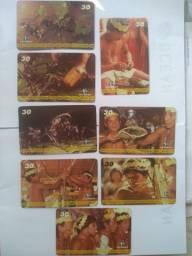 Cartões telefônicos do Amazonas
