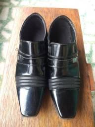Sapato social masculino nº39