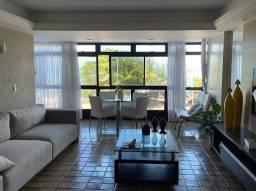Título do anúncio: Apartamento beira mar com 3 dormitórios à venda, 183 m² por R$ 1.200.000 - Ponta Verde - M
